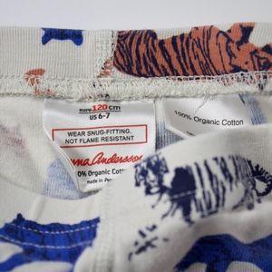 Hanna Andersson Pajamas - Hannah Andersson Organic Cotton Tiger Pajamas